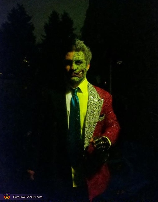 Batman Two Face Costume