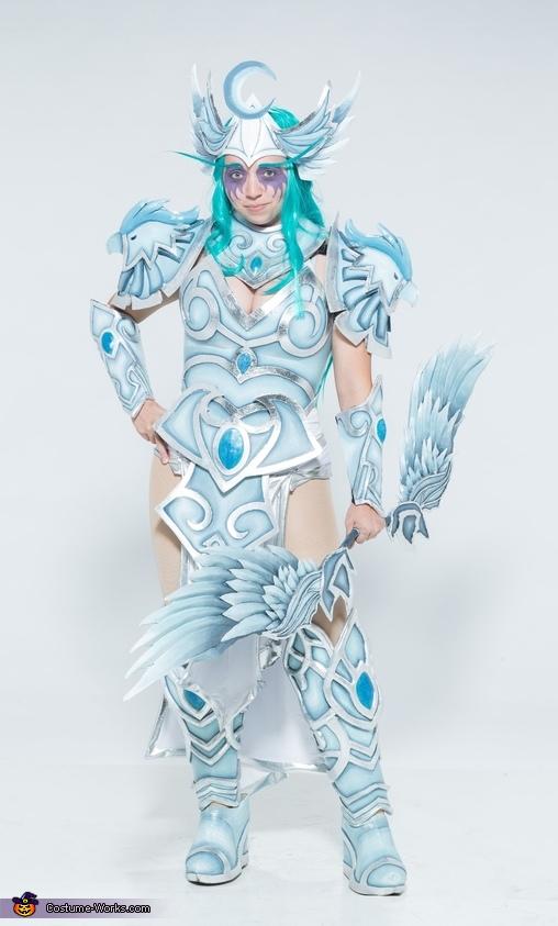 Tyrande Whisperwind from World of Warcraft Costume