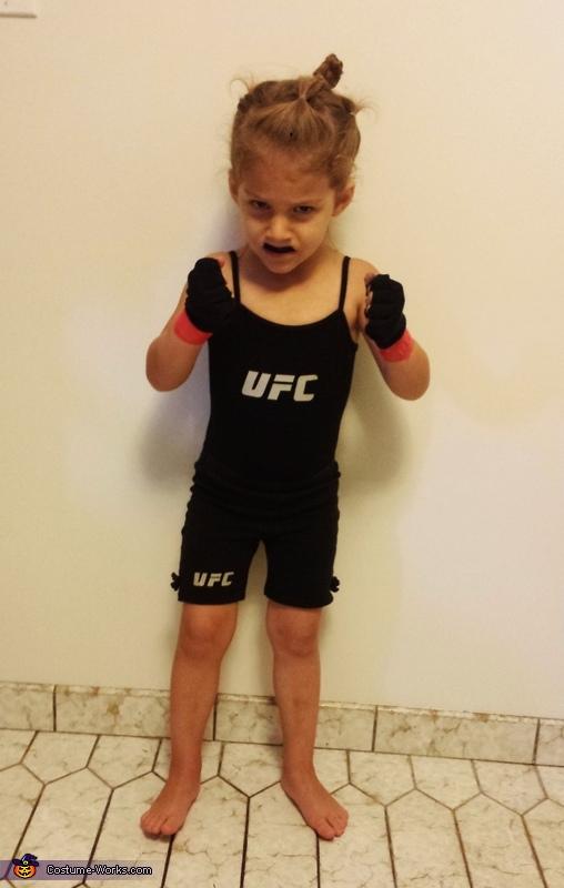 UFC Ronda Rousey Costume