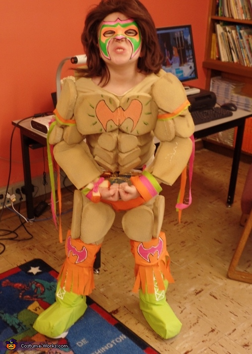 Ultimate Warrior Child Costume