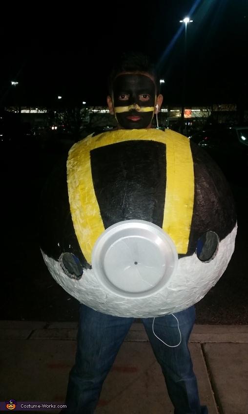 Ultra Pokeball Costume
