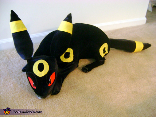 Homemade Umbreon Costume