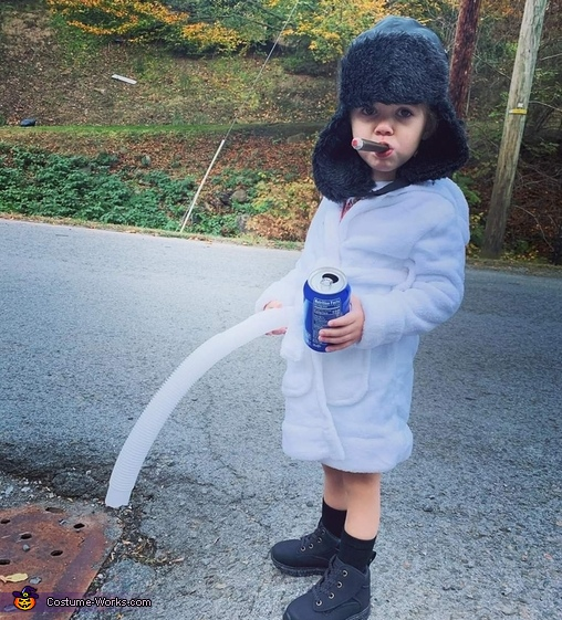 Uncle Eddie off Christmas Vacation Homemade Costume