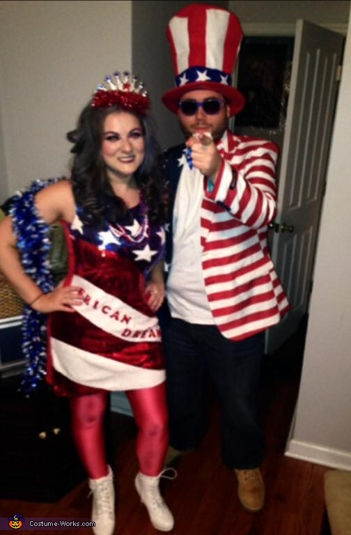 Uncle Sam and The 'Erican Dream Costume