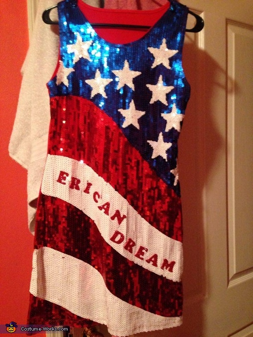 My Dress! The 'Erican Dream!, Uncle Sam and The 'Erican Dream Costume