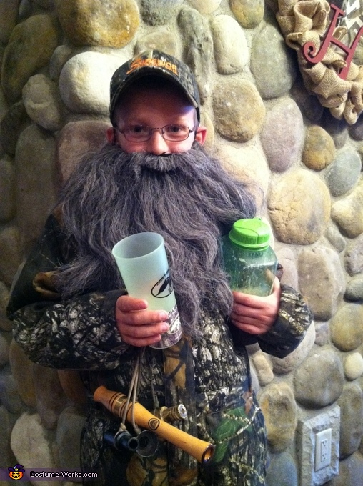 Uncle Si Costume