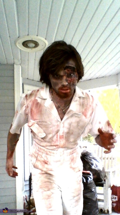 Undead Homemade Costume