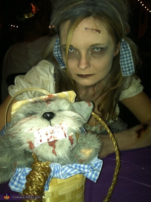 Undead Dorothy Costume