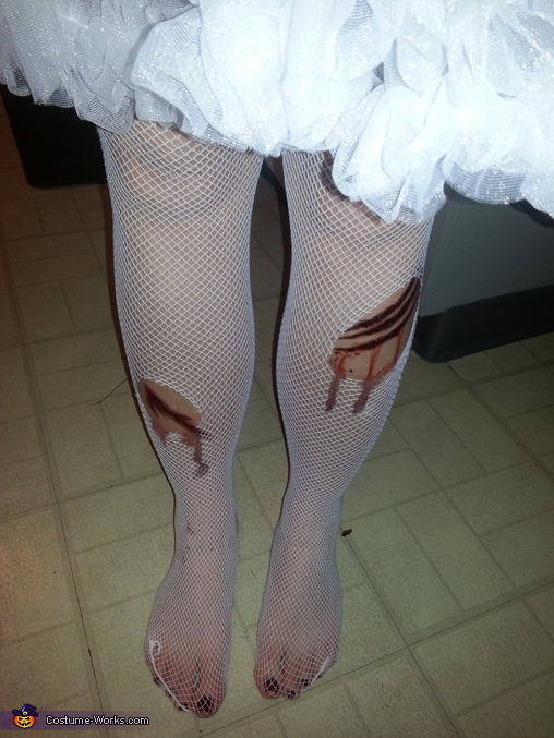 Undead Dorothy Homemade Costume