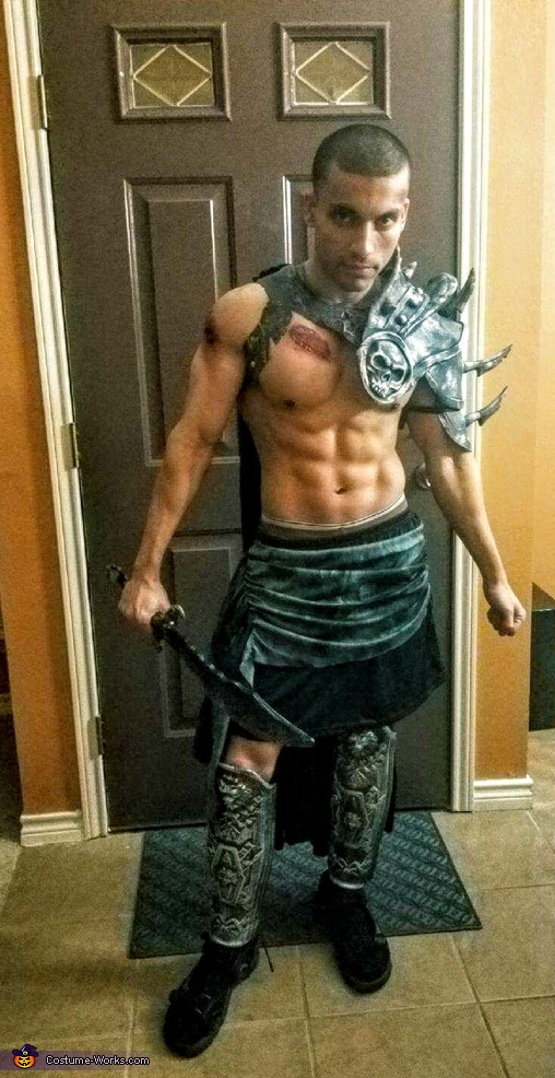 Undead Knight Costume