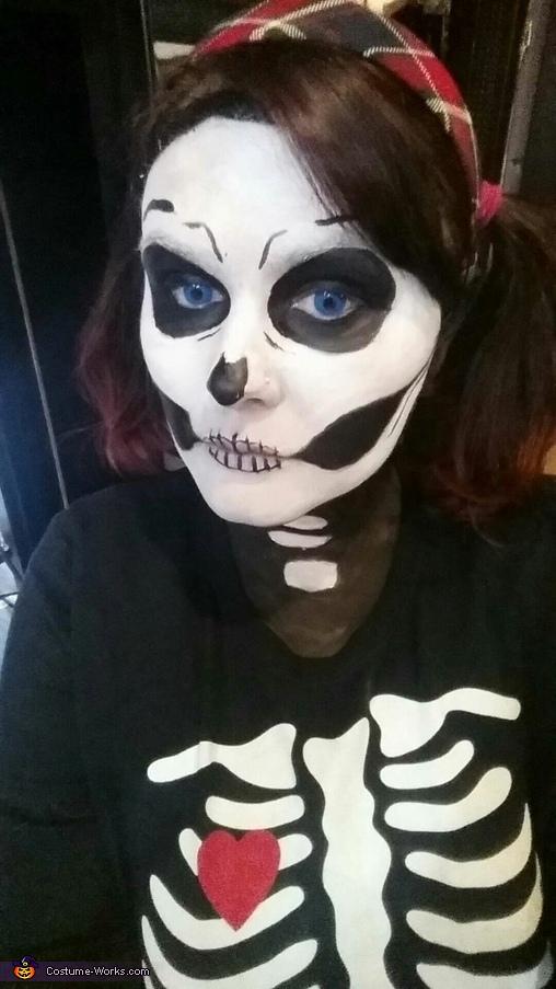 Undead School Girl Costume