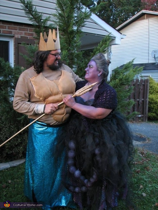 Under the Sea Family Halloween Costume