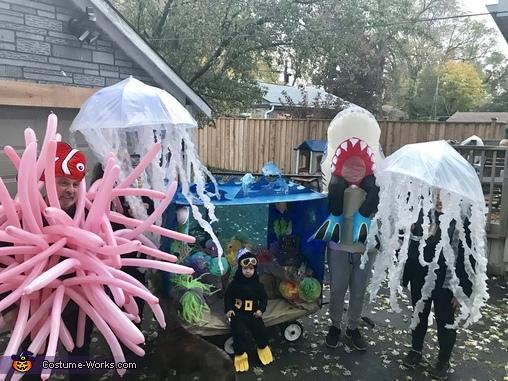 Under the Sea Costume