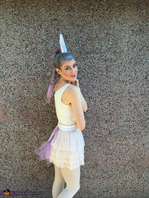 Mane and Tail, Magical Unicorn Costume