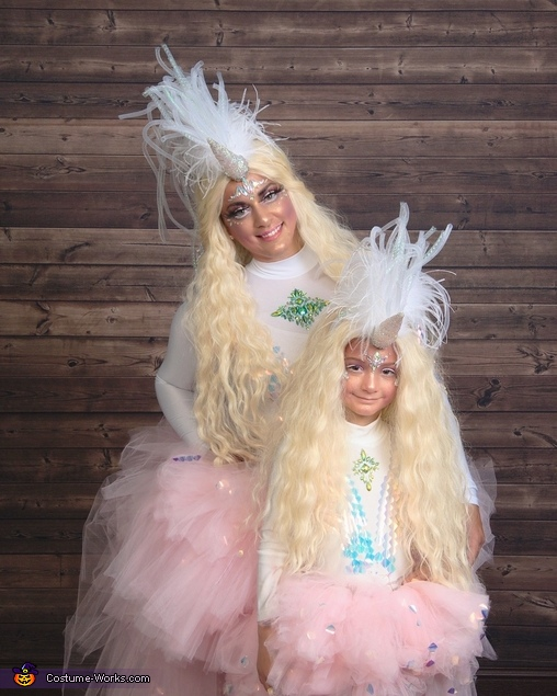 Unicorn Twinsies Costume