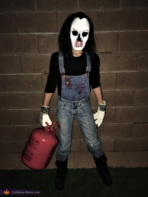 Until Dawn Psycho Costume