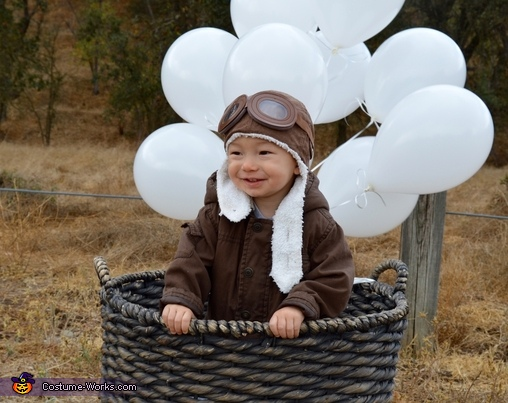 Up and Away Costume