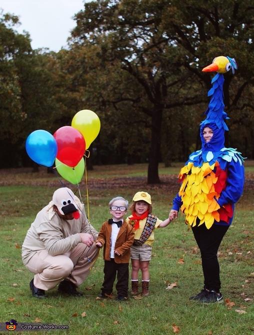 Up Costume