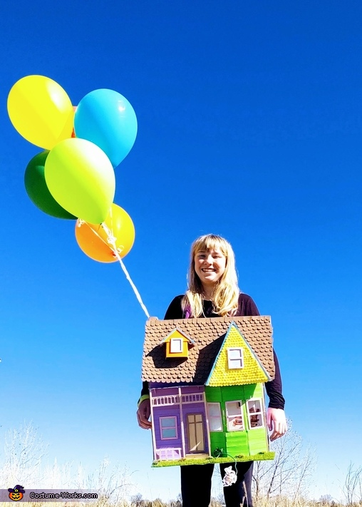 Up! House Costume