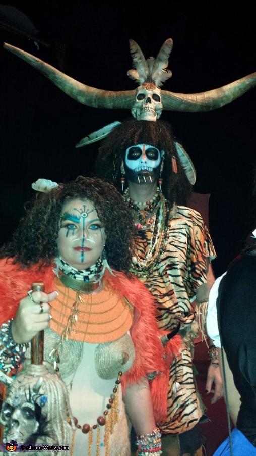 Urban Voodoo Costume