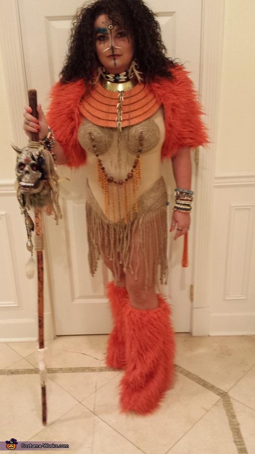 Urban Voodoo Homemade Costume
