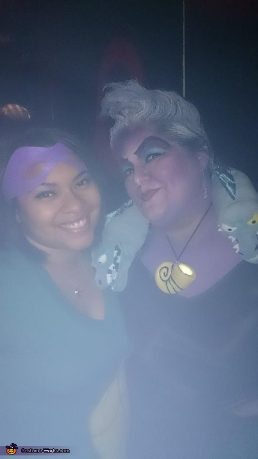 my sister was Donatello, Ursula Costume