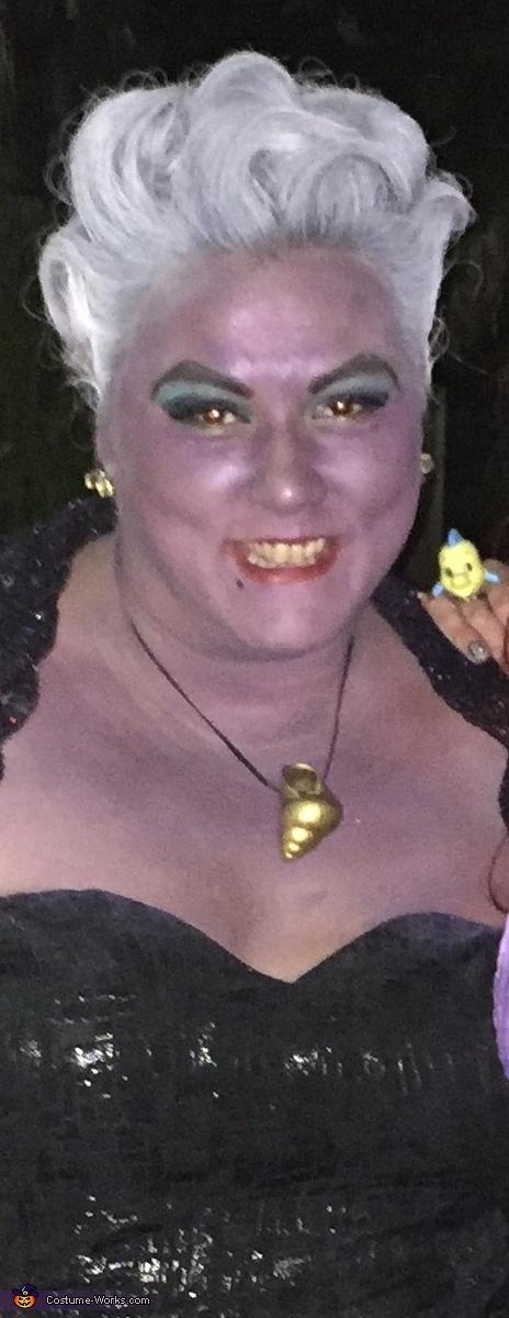 Little Mermaid Ursula Costume