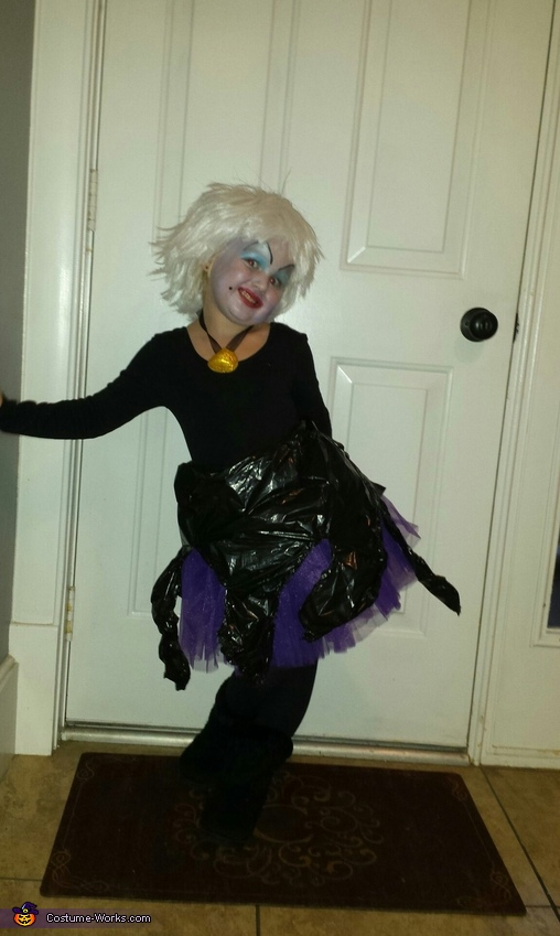 Ursula Kendall, Ursula Costume