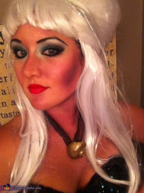 Ursula Halloween Costume