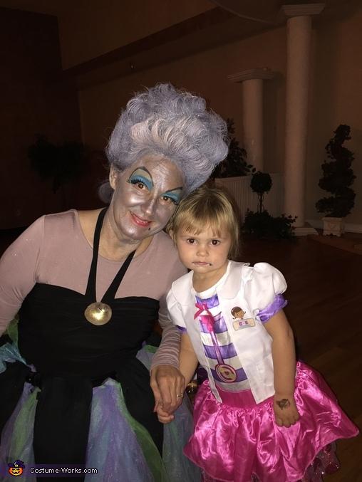 Ursula, Ursula Costume