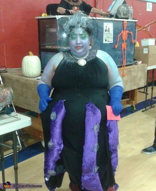 Ursula from Little Mermaid Costume