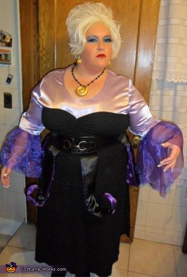 Ursula: Sea Witch Costume