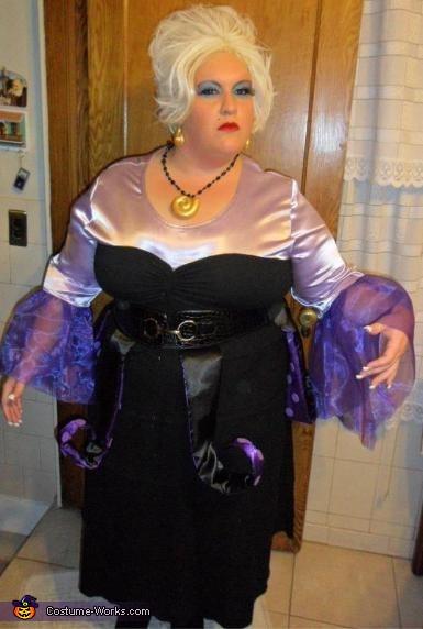 Ursula: Sea Witch Costume