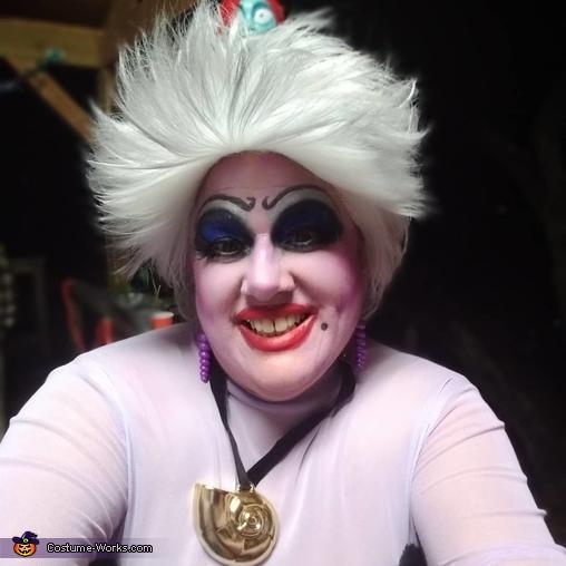 I see you, Ursula the Sea Witch Costume