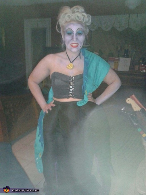 Ursula!!!!! , Ursula the Sea Witch Costume