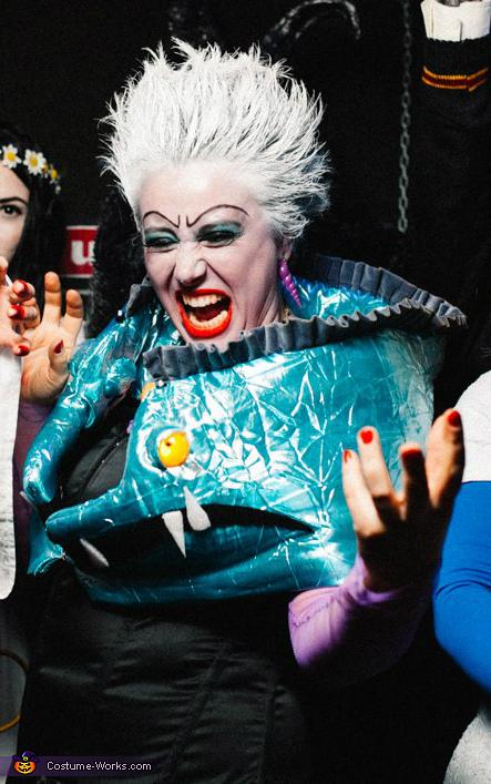 Fabulous Ursula the Sea Witch Costume