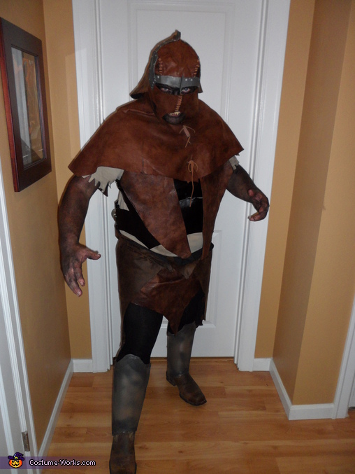 Uruk Hai Scout from Lord of the Rings Costume