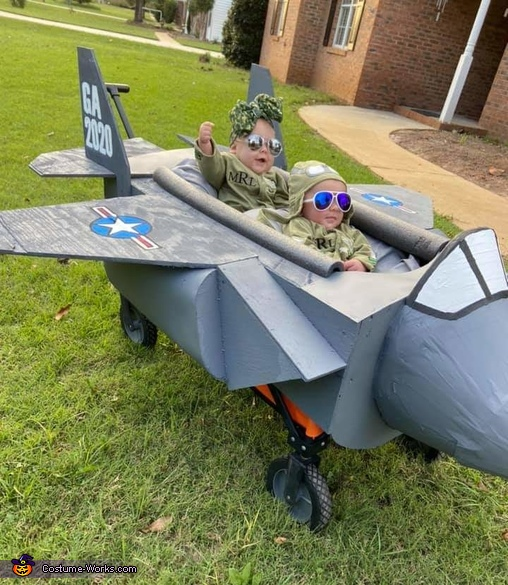 US Air Force Proud Costume