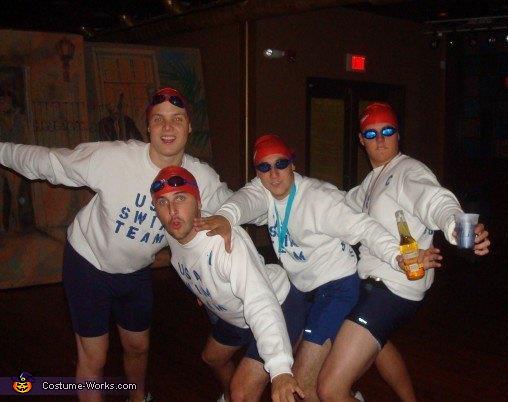 USA Swim Team Costume
