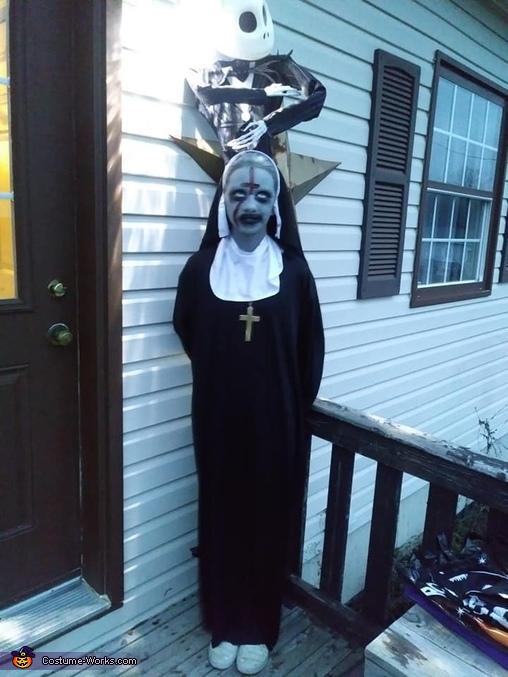 """Valak """"The Nun"""" Costume"""