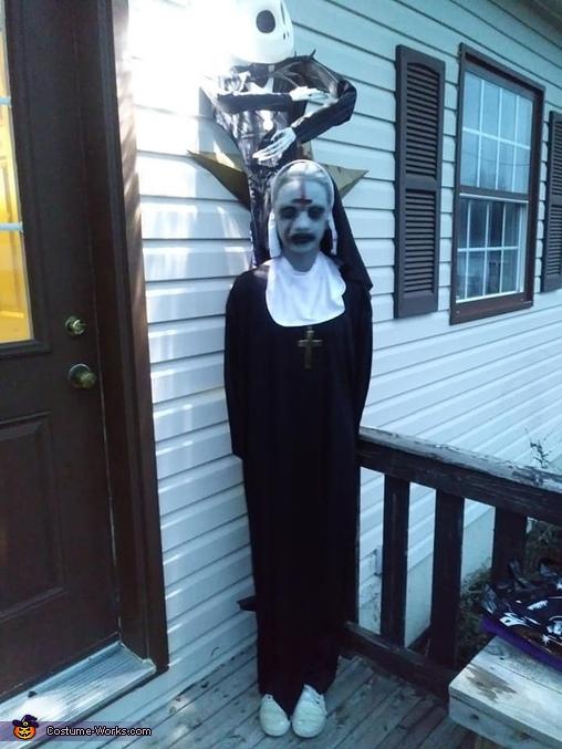 """Valak 2, Valak """"The Nun"""" Costume"""