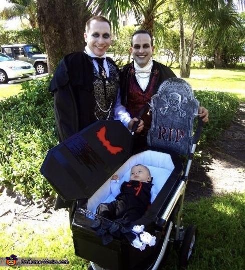 Vampire Family Costume Unique Diy Costumes