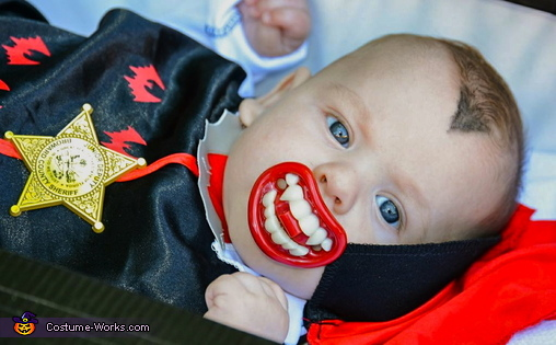 Baby Vamp False Teeth, Vampire Family Costume