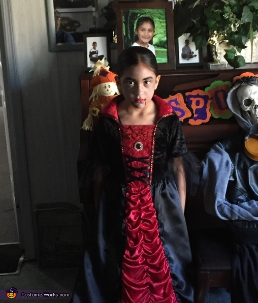 Vampire Queen Costume