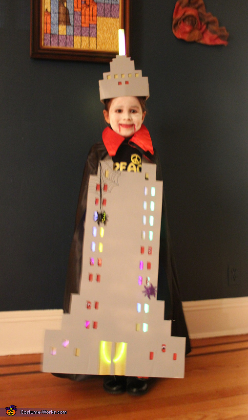 Vampire State Building Costume