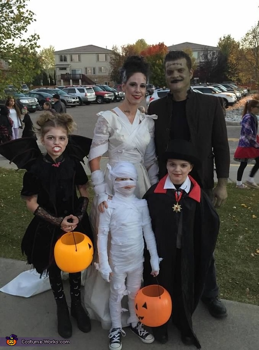 Vampires Costume