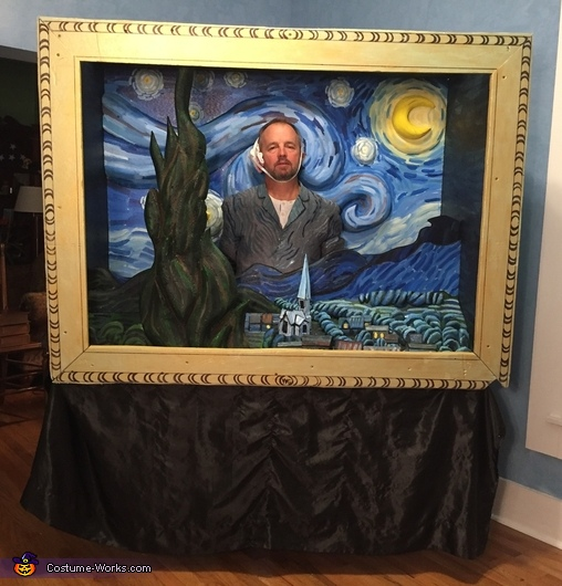 Van Gogh Mashup Costume