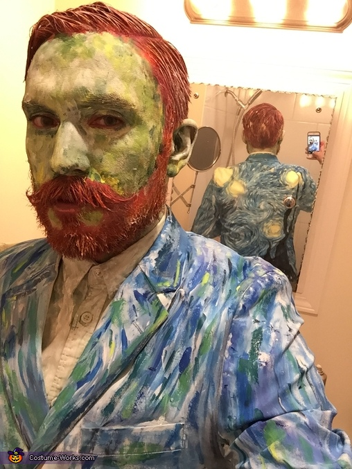 Van Gogh's Self Portrait Costume