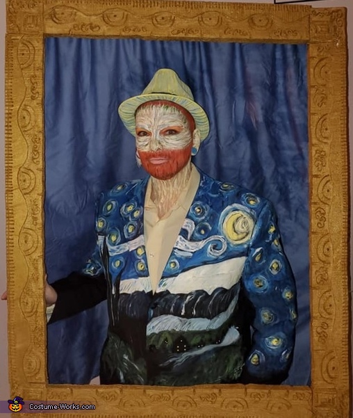 Van Gogh's Starry Night Costume