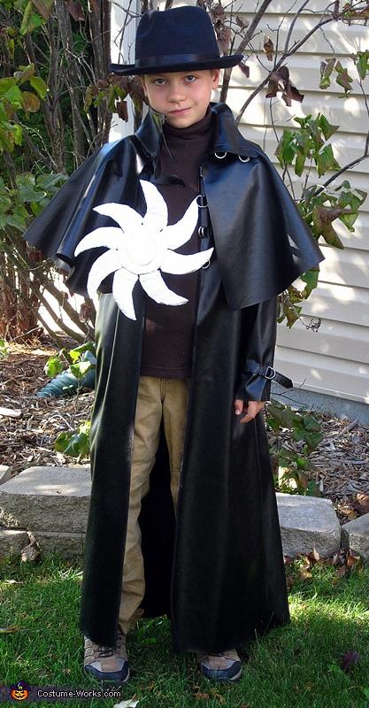 Van Helsing - Homemade costumes for boys